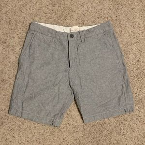 NWOT Men's H&M grey shorts